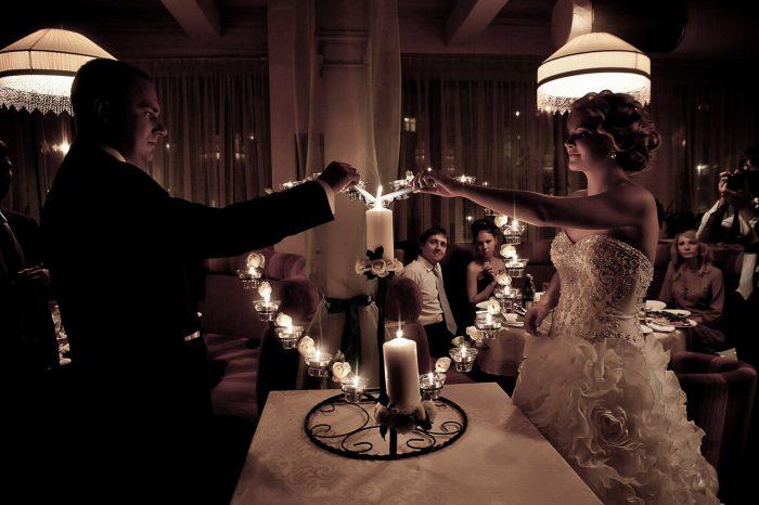 Свадебный очаг - что это такое? Примеры с фото