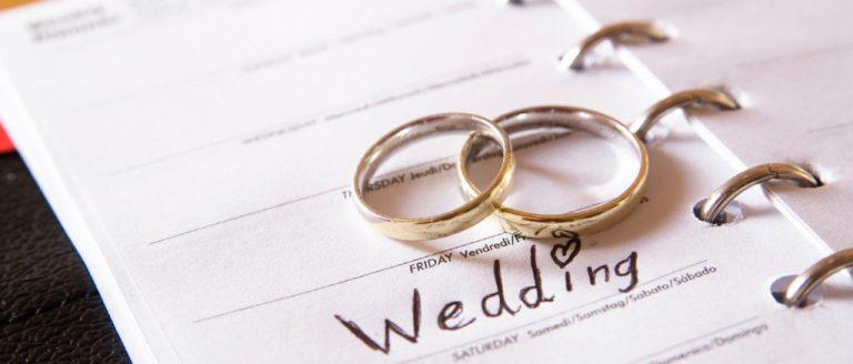 список свадебных дел