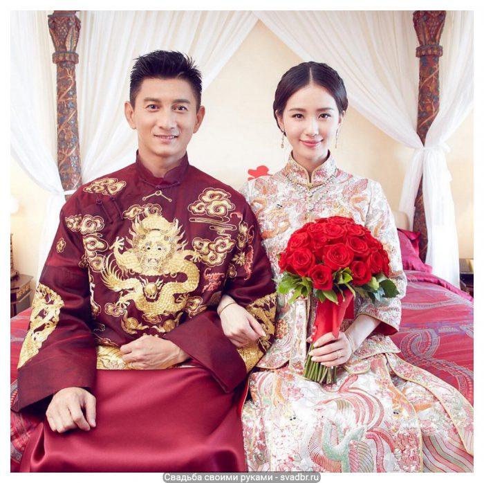 2fecde0b5a7b72799977e9bf25bb231e - Свадьба своими руками - Традиционная китайская свадебная одежда (фото)