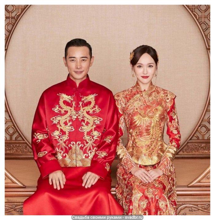 ESyhqw3U0AI7ABz 1 - Свадьба своими руками - Традиционная китайская свадебная одежда (фото)