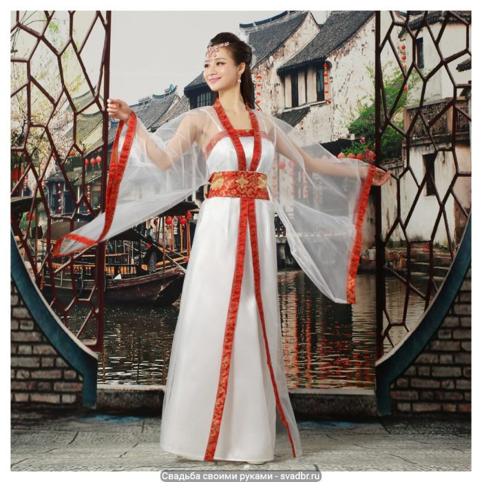 High Quality new fashion 13 color female ancient costumes tang suit chinese style fairy sexy slim - Традиционная китайская свадебная одежда (фото)
