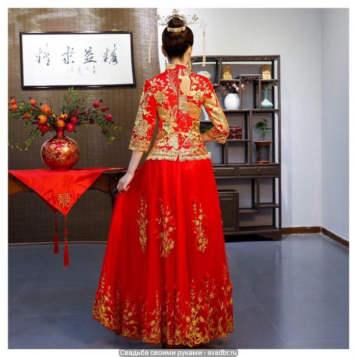 Qipao - Свадьба своими руками - Традиционная китайская свадебная одежда (фото)