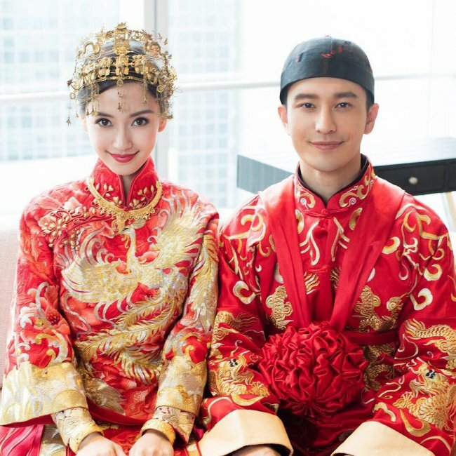 Китайская свадьба: традиции и обычаи